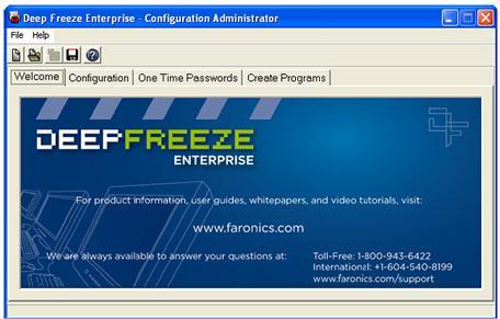 Deep Freeze Enterprise v6.20 ilaçlı ve Son Sürüm! Ads30510