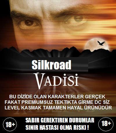SRO VADİSİ 3. BÖLÜM!! INVFİLM SUNAR.. INV TV'den.. Fragma11
