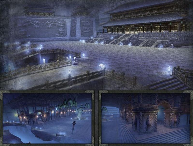 Silkroad Online Legend 4 - Qin-Shi Tomb Mezarlığı Qin110