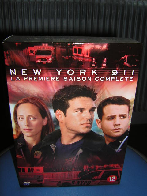coffret dvd NEW YORK 911 SAISON 1 en parfait état Dscn3216