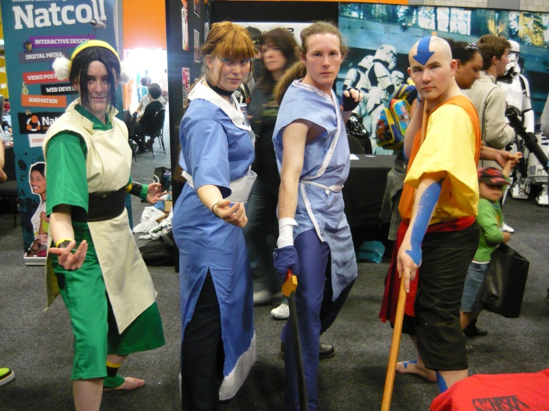 Avatar: The Last Airbender cosplay group - Page 8 P1030411