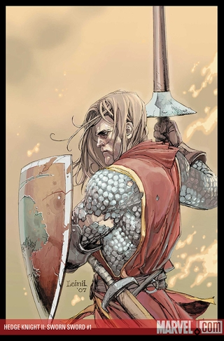 [Bd] The Hedge Knight en VF! Hedgek10