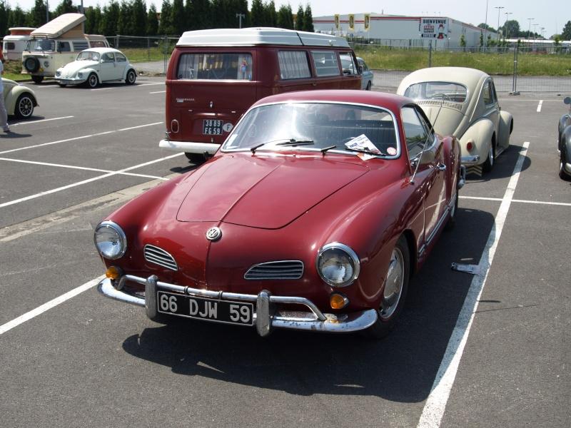 1er Clair de VW à Maubeuge [59] les photos P5241310