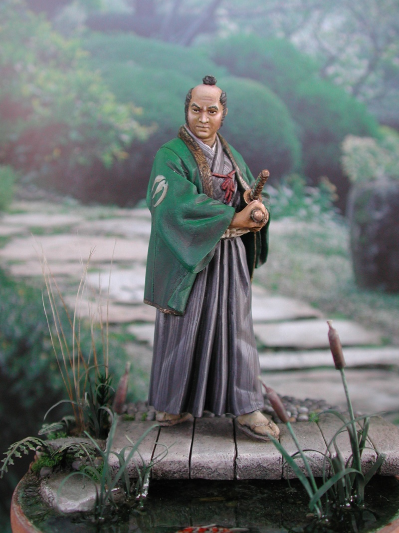 Samouraï Période Muromachi (1333-1573) 03210