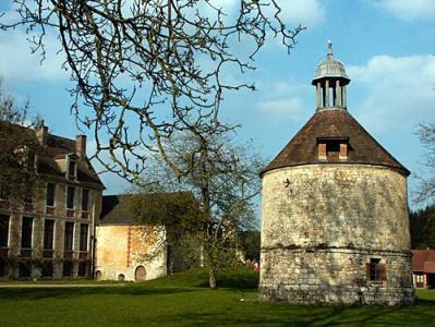 Abbaye de Mortemer (Lisors) Abbaye10
