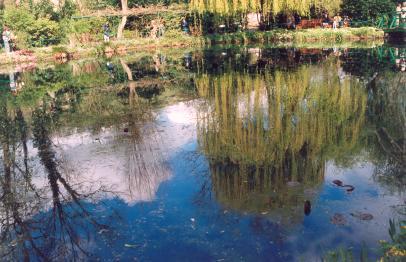 Les jardins de Claude MONET (Giverny) Bassin10