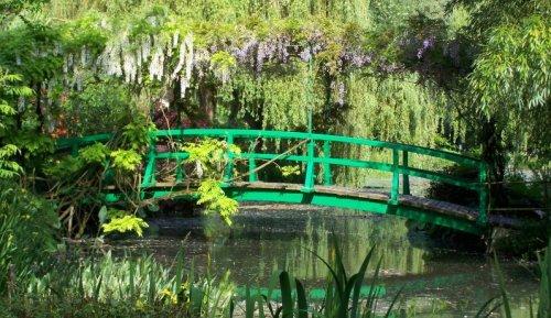Les jardins de Claude MONET (Giverny) Givern10
