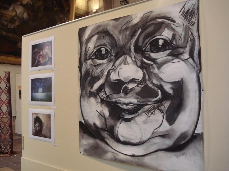 Expo:Profs et Créations ARTS PLASTIQUES Dsc00610