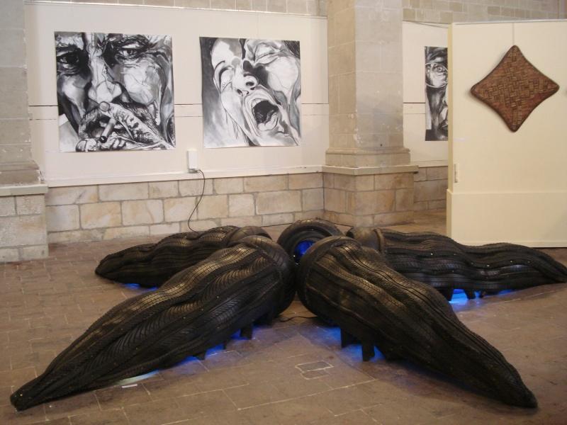 Expo:Profs et Créations ARTS PLASTIQUES Dsc00612