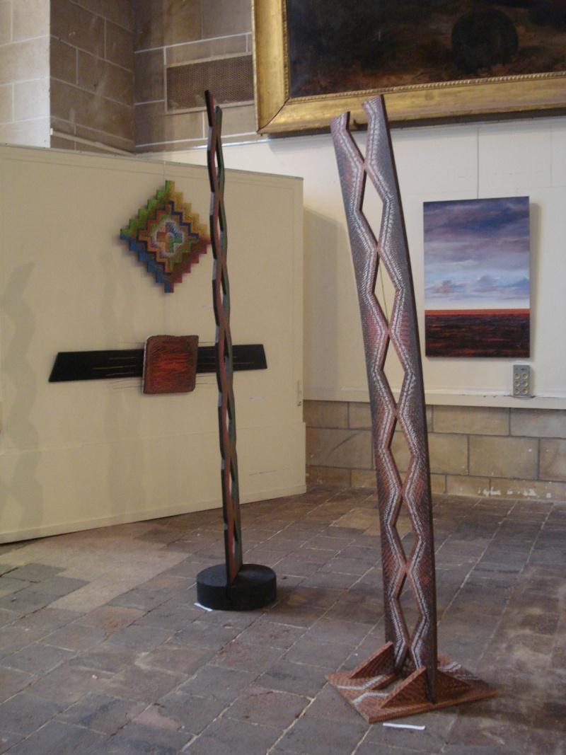 Expo:Profs et Créations ARTS PLASTIQUES Dsc00614