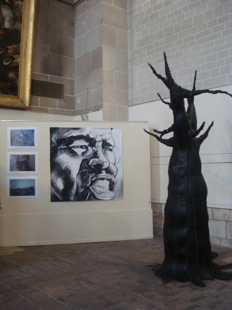 Expo:Profs et Créations ARTS PLASTIQUES Dsc00617
