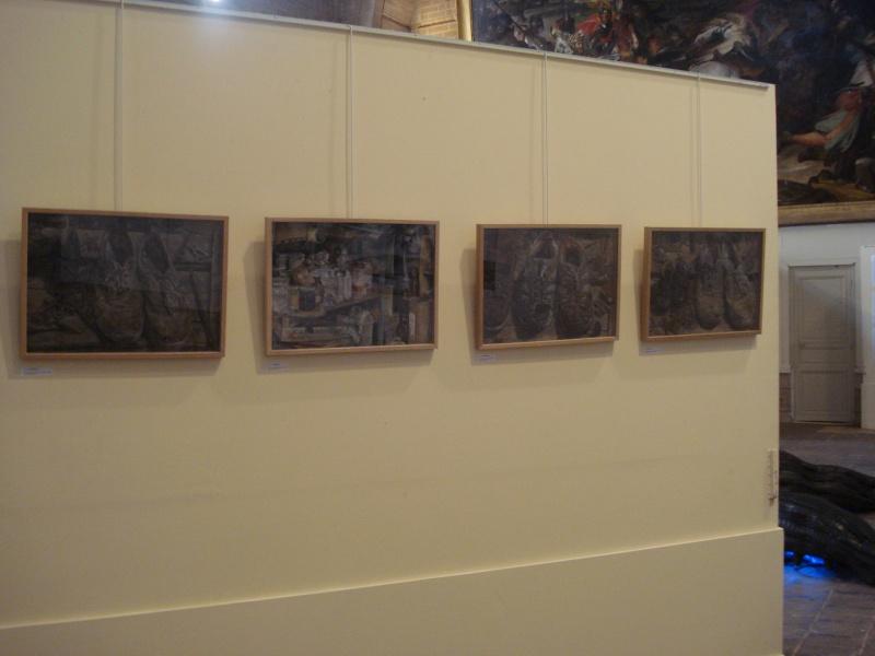 Expo:Profs et Créations ARTS PLASTIQUES Dsc00619
