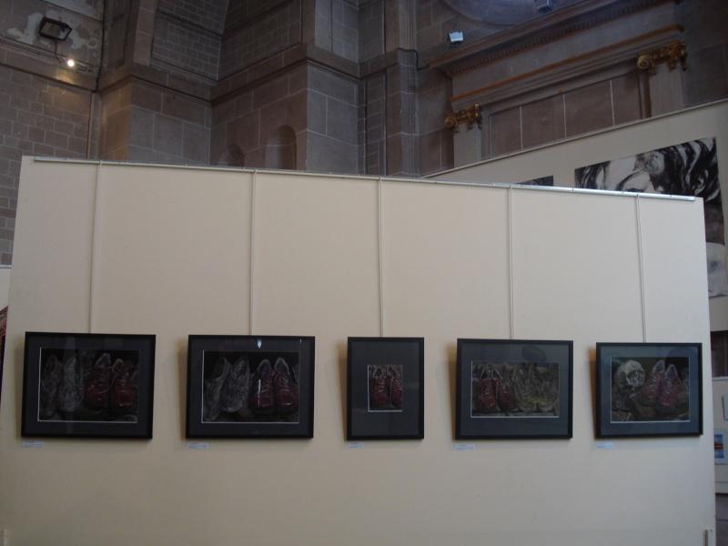 Expo:Profs et Créations ARTS PLASTIQUES Dsc00626