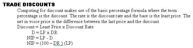 BUSINESS MATHEMATICS - Page 3 Math4110