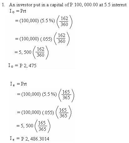 BUSINESS MATHEMATICS - Page 3 Math5011