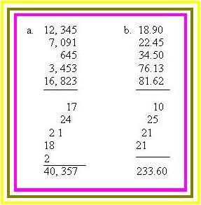 BUSINESS MATHEMATICS Math5211