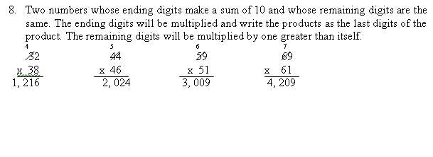 BUSINESS MATHEMATICS Math810