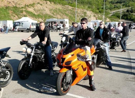 CR journée piste le 1er Mai à Alès avec MGB Eragon10