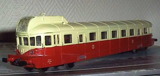 VH en miniature HO Keyser10