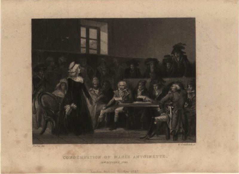 Le procès de Marie-Antoinette: images et illustrations - Page 3 C104c610