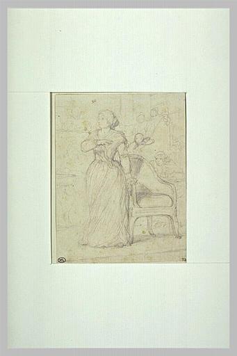 Le procès de Marie-Antoinette: images et illustrations - Page 3 Delaro13