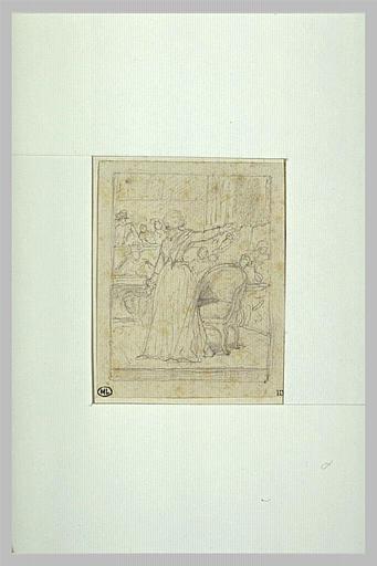 Le procès de Marie-Antoinette: images et illustrations - Page 3 Delaro14