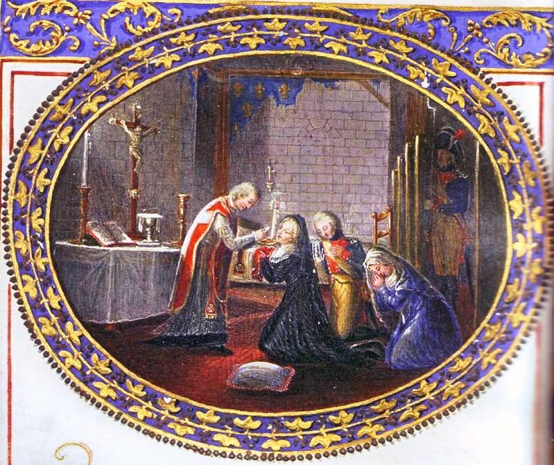 Confession de la Reine avec l'abbé Magnin. Ma_com10