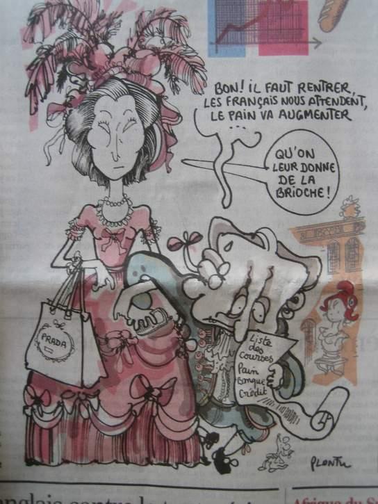 Une présidente ou une reine ? - Page 3 Marie-14