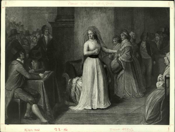 Le procès de Marie-Antoinette: images et illustrations - Page 3 Procas10