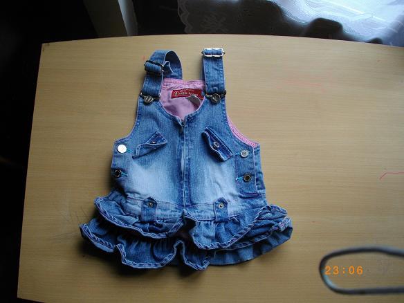 vends vêtement filles 9/12 mois Fringu14