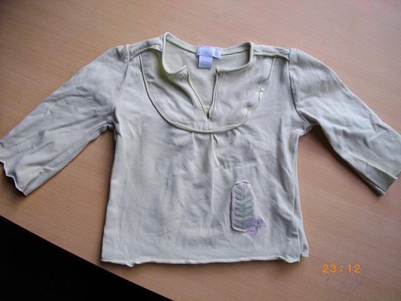 vends vêtement filles 9/12 mois Fringu45