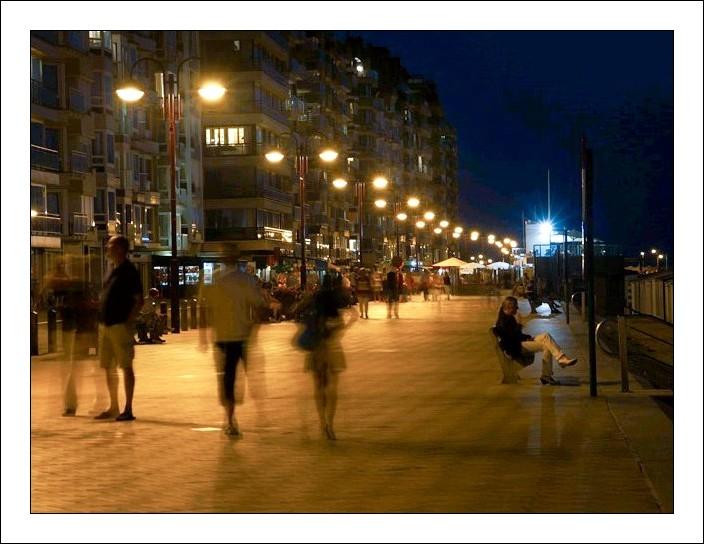 Scène nocturne à la côte 20091010