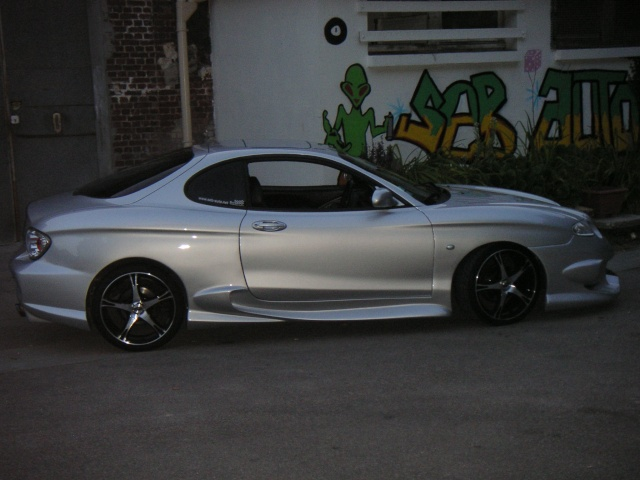 HYUNDAI coupe d'anthony Tof310