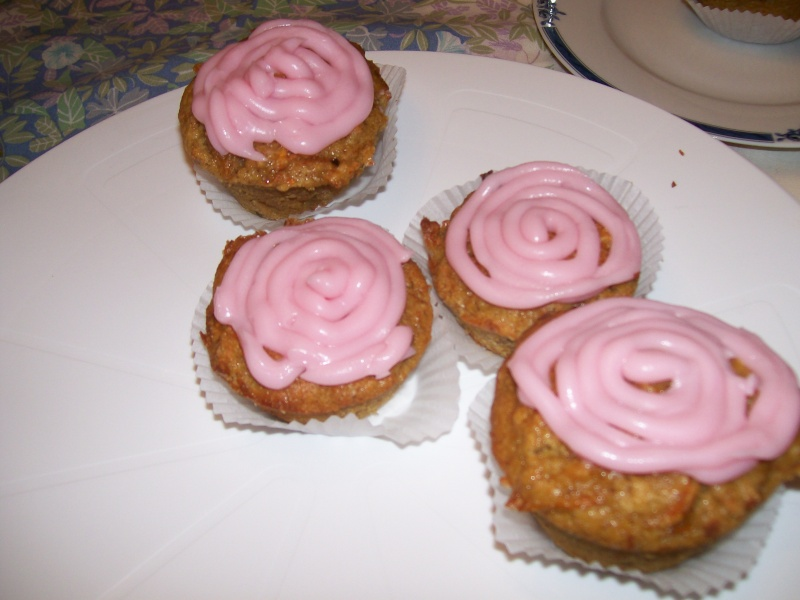 Cupcakes : recettes et décors simples - Page 2 00214