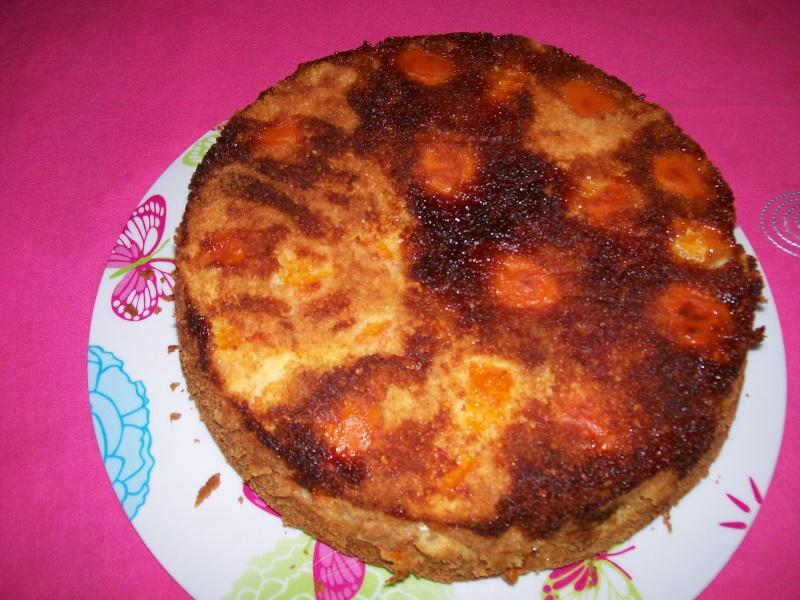 gâteaux aux abricots 00315