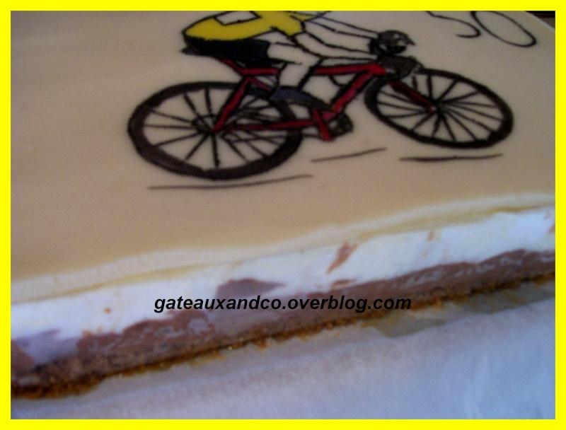 Bavarois Chocolat 00518