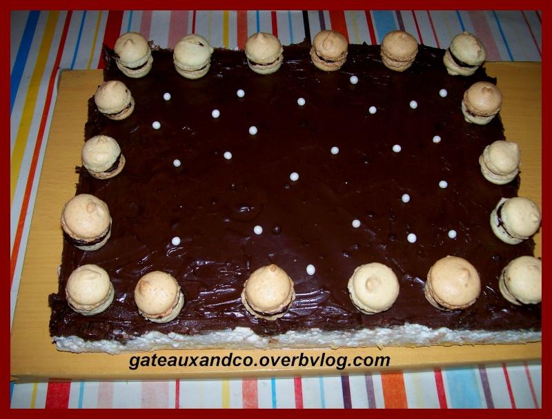 Bavarois Chocolat 00619