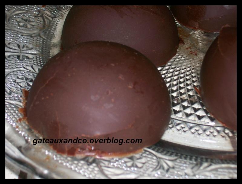 domes au chocolat 00622