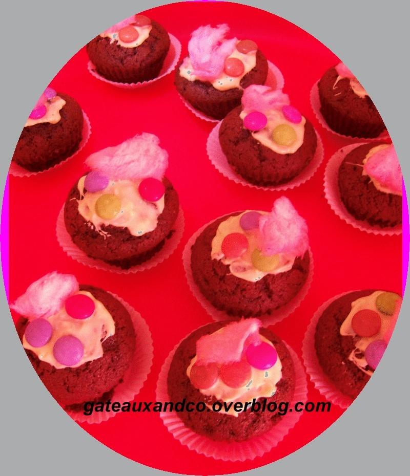 Cupcakes : recettes et décors simples - Page 2 00820