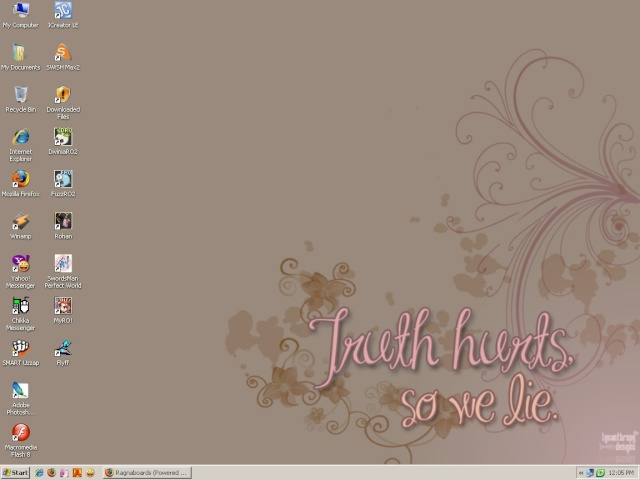 Ano itsura ng Desktop mo? 11110