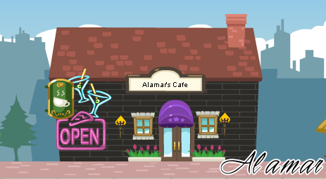 Resto City [Facebook Game] Alamar13
