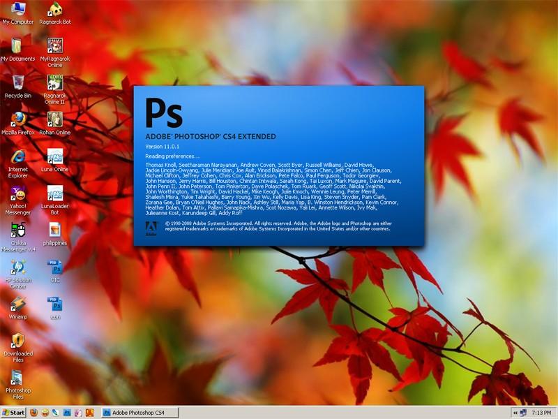 [My] New Adobe Photoshop CS4 Extended Untitl12