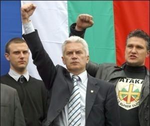 Bulgarie - Législative : 9.37 % pour les Nationalistes d' Ataka Ataka210