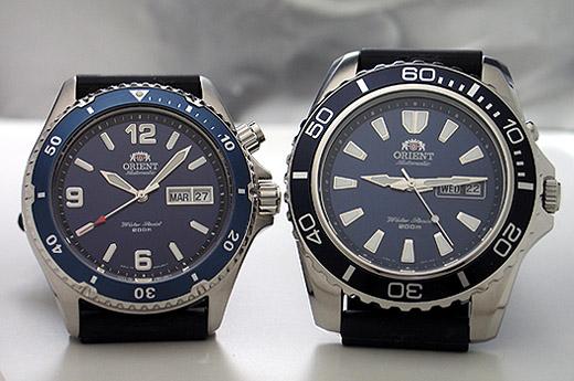 Choix d'une première vraie montre, budget étudiant. Orient13