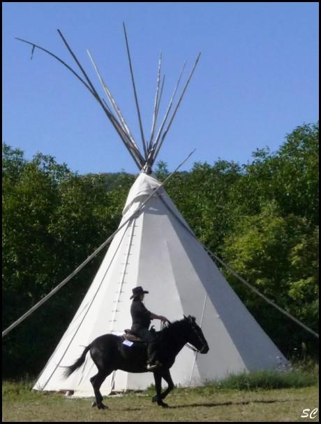 5° Festival International Country Equestre à Beauregard Barret - Page 4 P1030028