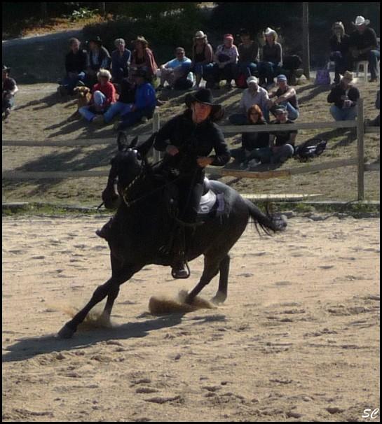 5° Festival International Country Equestre à Beauregard Barret - Page 4 P1030032