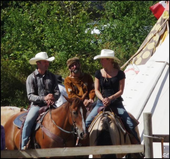 5° Festival International Country Equestre à Beauregard Barret - Page 4 P1030111