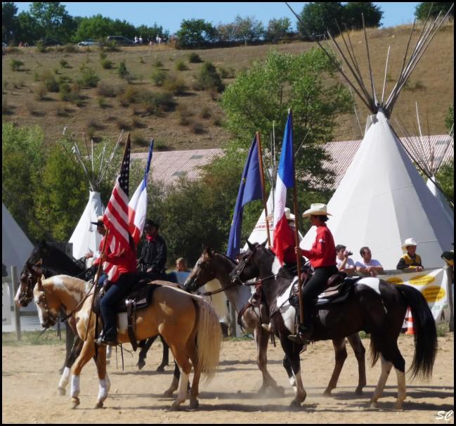 5° Festival International Country Equestre à Beauregard Barret - Page 4 P1030114