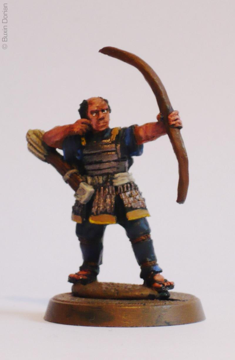 Samurai Perry Miniatures 28mm !!! Archer10