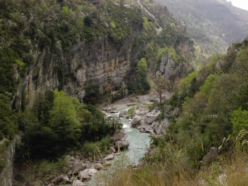 07 et 83 - Gorges de L'Ardèche et du Verdon 09042411